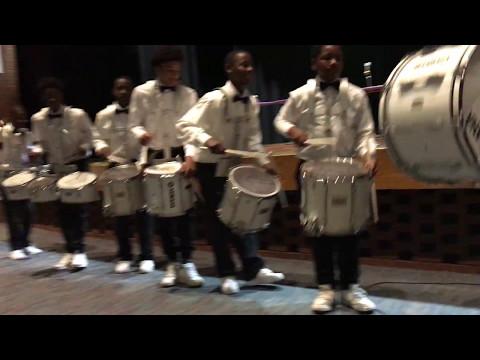Carr Lane VPA Middle School Drumline