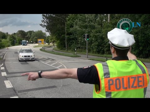 Stopp, Polizeikontrolle!