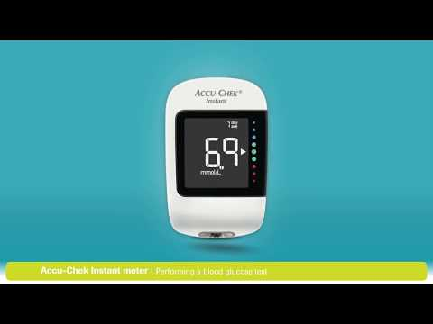How To Use Your Accu-Chek® Instant Blood Glucose Meter With Accu-Chek® Softclix Lancing Device