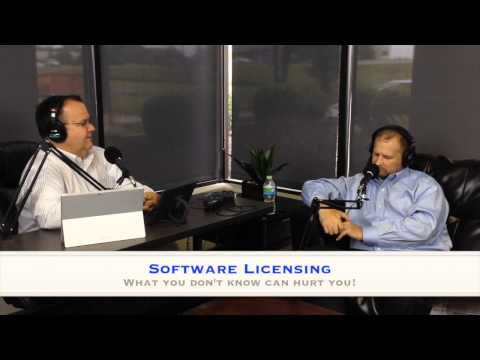 Software Licensing - The Hidden Risk for Most Companies
