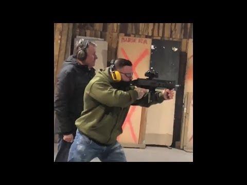 Aarron Lambo - SHOOTING IN SLOVAKIA