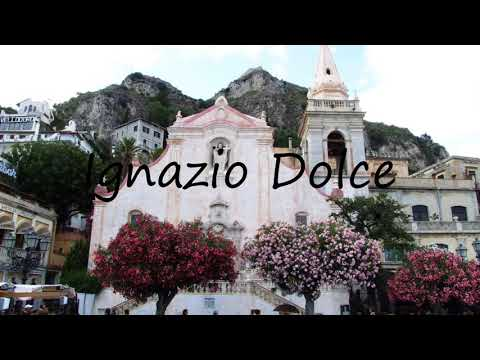 How to Pronounce Ignazio Dolce?