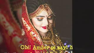 Download lagu Amber se aayi h pariyon ki Rani MP3