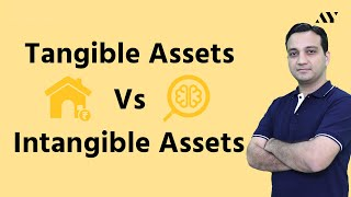 Tangible Assets & Intangible Assets - Explained in Hindi