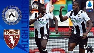 Udinese 1-0 Torino | First-Half Okaka Goal Earns Udinese Win | Serie A