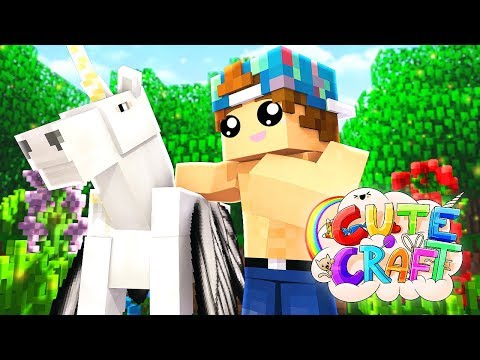 I GOT A PEGASUS! | CuteCraft #5
