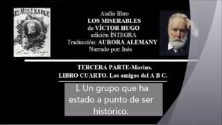 304 Audiollibro TERCERA PARTE LIBRO CUARTO LOS MISERABLES
