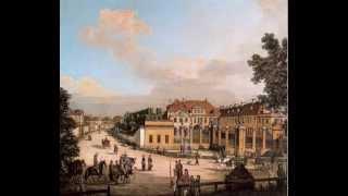 Polska muzyka barokowa Jarzębski Tamburetta Polish baroque music  dawna Warszawa Canaletto