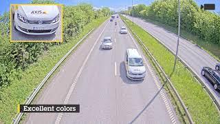 AXIS Q1615 MKIII vidéo