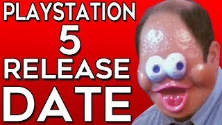Sony Did NOT Say PS5 is 3 Years Away