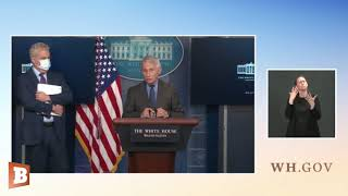 Dr. Fauci: Pausing Johnson & Johnson Vaccine Was Not