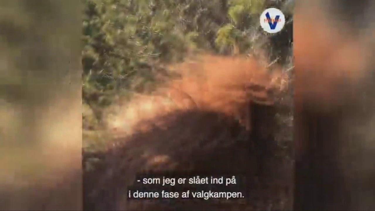 Lars Løkke ridder på Ib