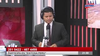 (🔴EnVivo) Exitosa Noticias con Pedro Paredes - 23/01/2019