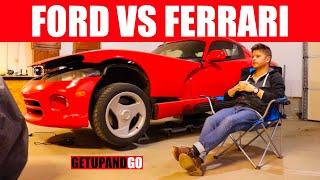 FORD V FERRARI: A Car Enthusiast's Review