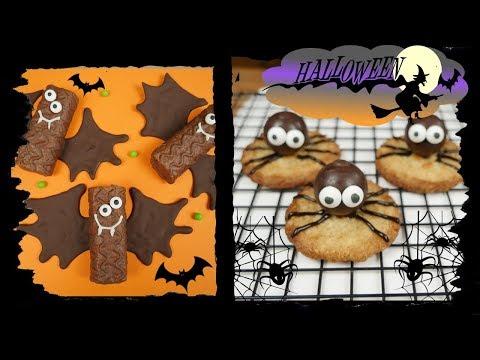 Süße Fledermäuse & Knusprige Spinnen zu Halloween