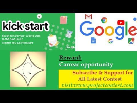 Google Kick Start- 2019 I Coding Contest