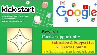 Google Kick Start (2019) I Coding Contest I Contest based hiring