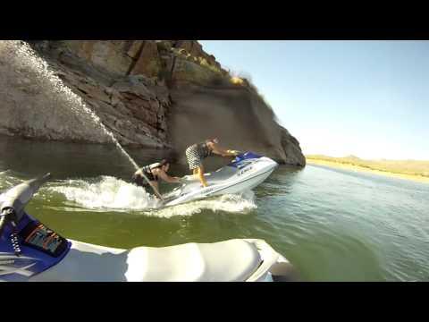 Jet Ski Wheelie?