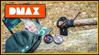5 Outdoor Gegenstände von DMAX - Outdoor Bushcraft Deutschland