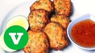 Thai Fish Cakes: Asian Bites S02e3/3