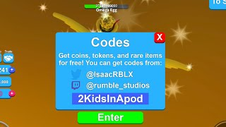 😱 26 FREE CODES ⛏ #ROBLOX Mining Simulator Game @IsaacRBLX ‬❤️ SHOUTOUT to our YT viewer CREREXTRA