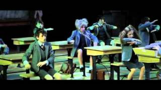 Matilda The Musical - New London Trailer