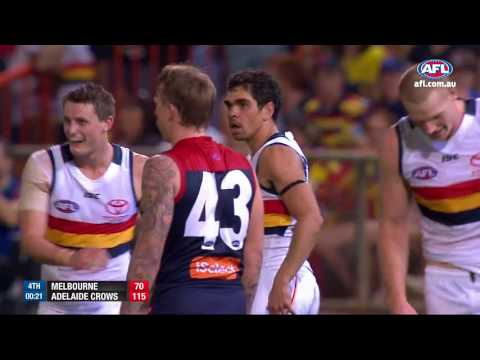 The 10 best moments from Round 17 - AFL