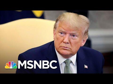 Trump, His Family, Giuliani Left Off 11th Hour Pardon List | MSNBC