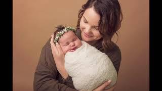 Newborn Session Video Making Of Baby Chloe