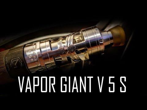 Vapor Giant V 5 S - kein Hype - einfach Geil :-)