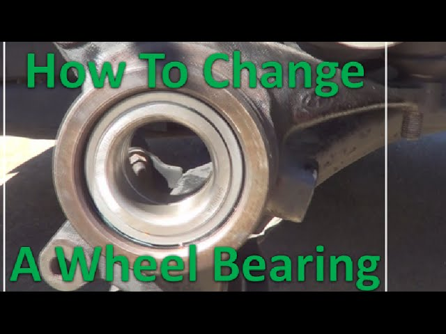 Front Wheel Bearing And Tie Rod End Kit For Hyundai Accent Elantra Tiburon