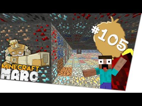 UNENDLICH VIELE MINERALIEN!!!! - Minecraft MARC #105   Earliboy