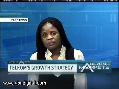 Telkom's growth strategy with Spiwe Chireka