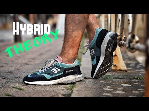 43fd75dc652de Review & On Feet: New Balance 15009FT Solway Excursion Pack - YouTube