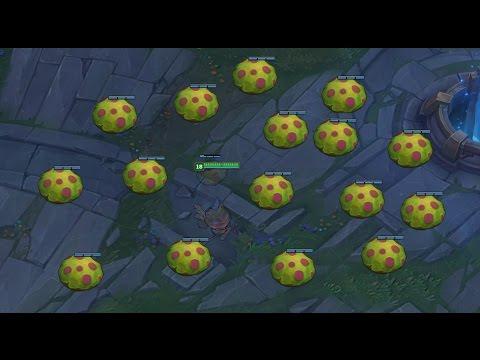 LoL Best Moments #172 Mushroom! Mushroom! (League of Legends)