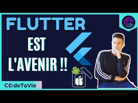 Flutter - L'Avenir Du Développement Mobile ?!