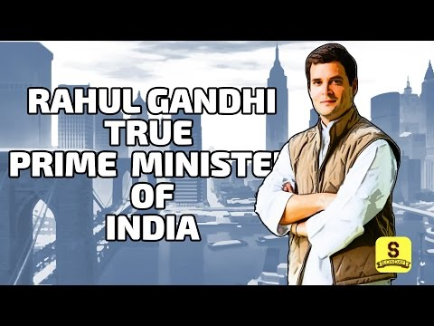 Super Londay - Rahul Gandhi: Prime Minister Of India | FunCut