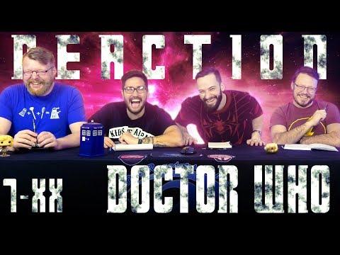 "Doctor Who 7xXX REACTION!! ""The Snowmen"""