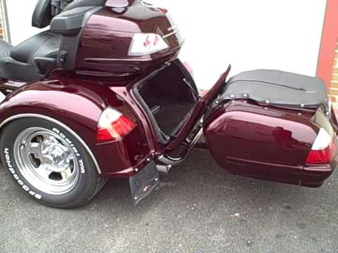 2009 Motor Trike Spyder Fastback by CCT SOLD