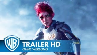 READY PLAYER ONE - Trailer #2 Deutsch HD German (2018)