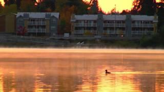 Autumn Sunrise Silver Lake, Everett, Washington