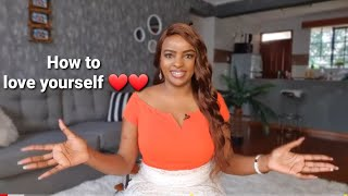 Self Love - How To Start Practicing Self Love