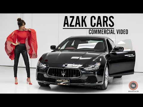 #AZAK_CARS #COMMERCIAL_VIDEO - VIDEO PRODUCTION #HAPfilm#هپ_فیلم