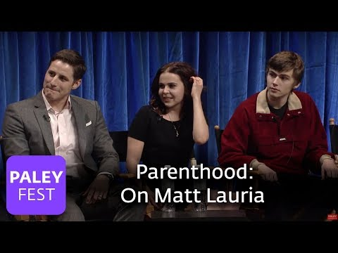 Parenthood - Craig T. Nelson and Mae Whitman On Matt Lauria