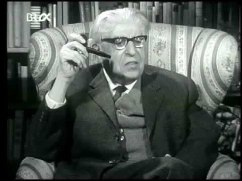 Ernst Bloch - Gespräch (1961)
