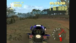 Paris Dakar Rally Review (PS2)