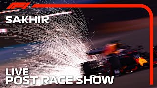 F1 LIVE: Sakhir GP Post-Race Show