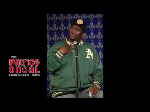 Patrice O'Neal On Dating - The Pressure To Be A