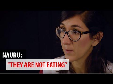 NAURU: MSF Psychologist Natalia Huerta Perez shares her story