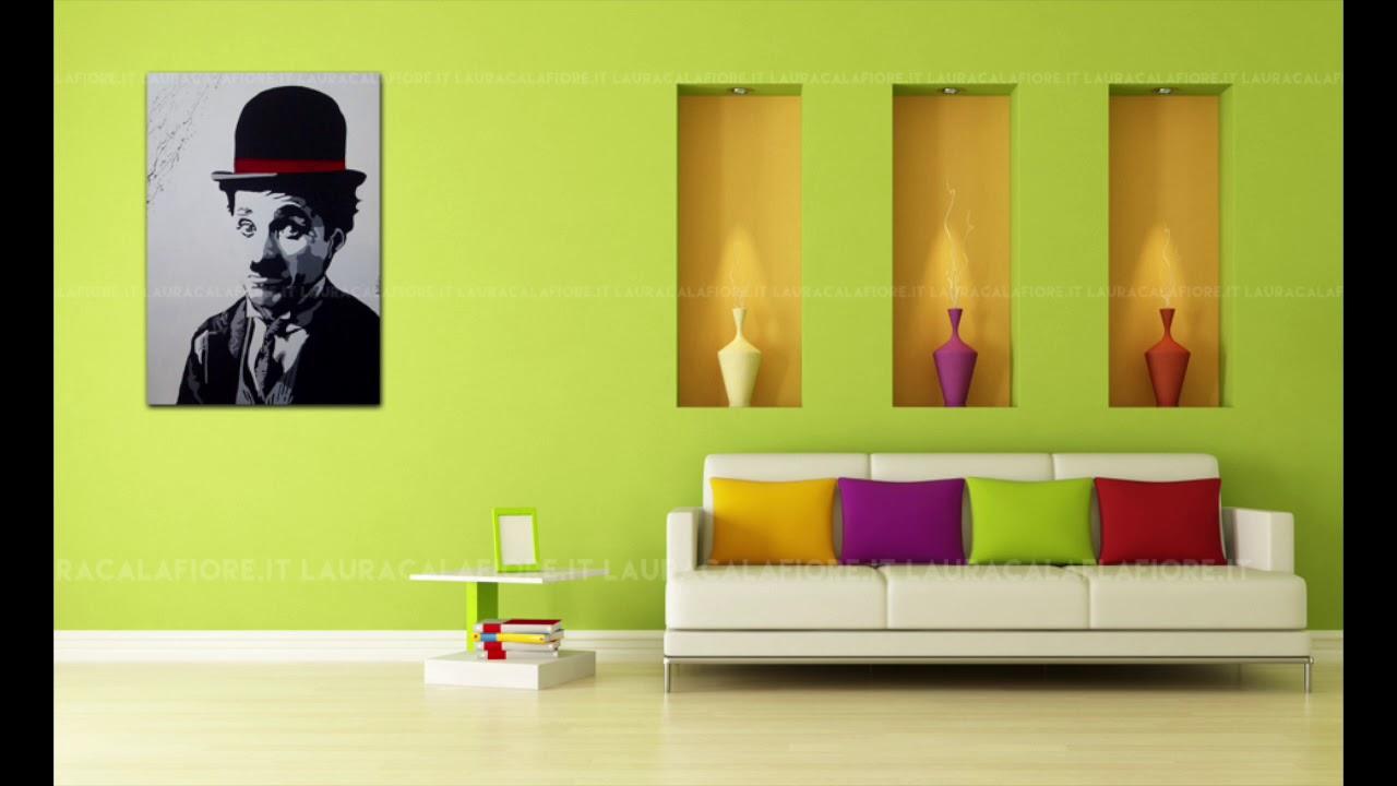 Idee Arredo Cucina Ikea.Arredo Casa Quadri Popart Living Design Cucina Ikea Scavolini Idee Regalo